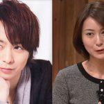 櫻井翔&小川彩佳の熱愛発覚にファン絶賛 二宮&松潤の彼女は叩かれたのになぜ・・・