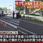 川口市で女子中学生が飛び降り自殺 通っていた中学校を特定