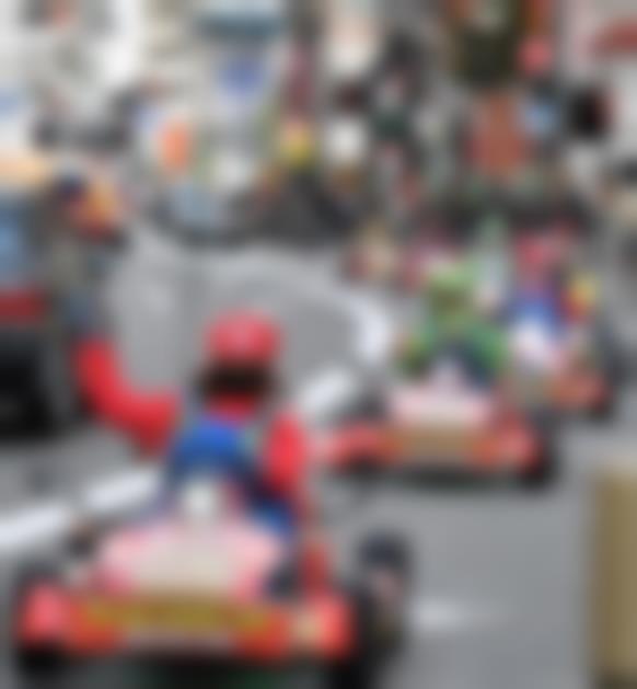 レンタルカートで接触事故を起こした運営会社はどこ?→〇〇〇〇社でしたwwww(動画あり)