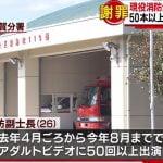 真岡消防署芳賀分署の消防士が出演していたAVを特定 仕事服でホモビデオに出ていた!?