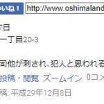 【悲報】富岡八幡宮の殺人事件で、大島てるに事故物件として登録され無事終了【現場の地図】