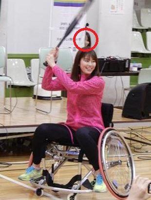 【心霊写真】稲村亜美の最新画像に幽霊?女性の顔が写り込んでいた!?