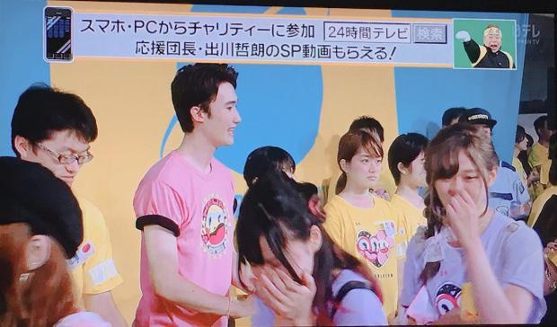 【炎上】セクゾファン、24時間テレビの募金列に並ぶもメンバーだけ見て素通りしていた!?「若い女の子たちは握手会だと思っているようだった」