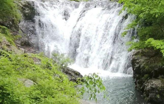 茅野市「多留姫の滝」で水難事故 大学院生・小竹寛之さんが飛び込み、そのまま死亡