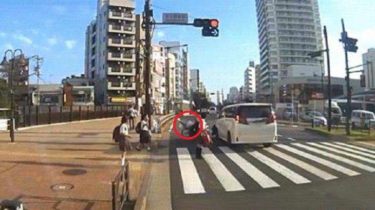 吉澤ひとみのひき逃げを捉えたドライブレコーダー(ドラレコ)、歩行者も信号無視との指摘 地図で確認してみると…