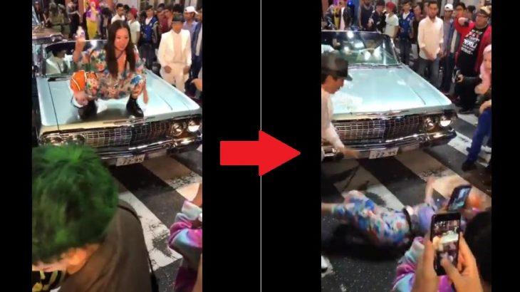 ハロウィンでインパラから女を引きずり下ろす動画炎上→オーナー知人が説明