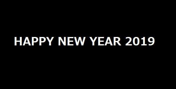 【あめおめ2019】昨年の振り返り&今年の抱負