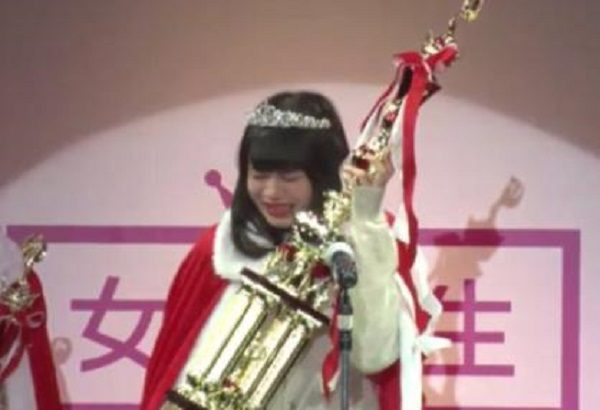 女子高生ミスコン2018グランプリは佐賀県のあれんさん!厳しい声も