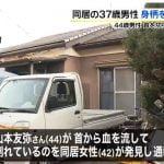【現場地図】春日部市西金野井で殺人事件 同居の37歳男逮捕へ