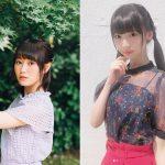 NGT48西潟茉莉奈、荻野由佳と口裏か モバメ縦読みが共に「しんじて」