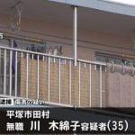 【現場地図】川木綿子容疑者逮捕 父親の年金頼りの寄生女が暴行死させる