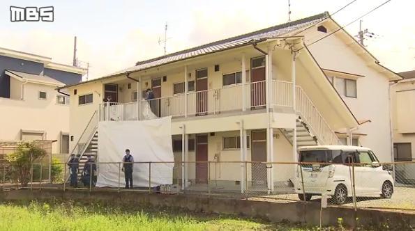 京都・向日市で死体遺棄事件 現場アパートの場所は?