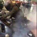 【ハロウィン2019】渋谷で故意にバイクの白煙をふかしまくるバカ現る!全員特定された模様