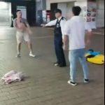 【ハロウィン2019】渋谷で暴行事件!ミニオンコスの人が刺青外国人に殴られる