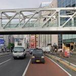 新宿駅南口の首吊り現場で過去に焼身自殺 集団的自衛権の反対訴え自ら火を付ける