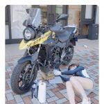 【バイク女子】バイクのオイル交換する女子に批判の声 なぜ?