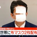 【ツイッター】全世帯に布マスク2枚配布 サザエさんに例えたイラストがセンスの固まりと話題に