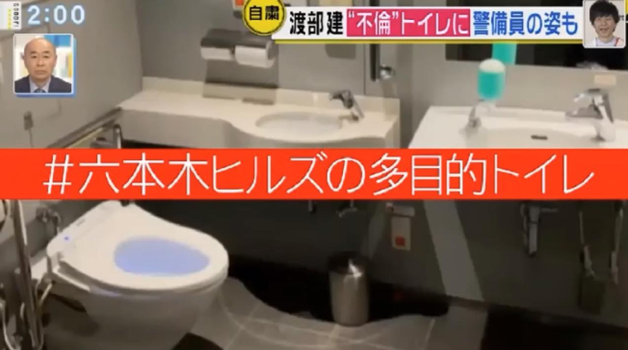 トイレ 渡部 渡部建の不倫は「多目的トイレの神様」の祟りだった! 厠の女神・紫姑神が激怒、体液で汚したトイレの禊ぎをせよ!