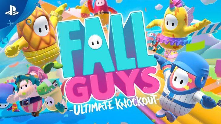 【動画】Fall Guys(フォールガイズ)のチーターバトルがドラゴンボールみたいだと話題に!