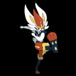 【ポケモン剣盾】エースバーン、使用率1位に返り咲く!準伝説環境でも人気衰えず