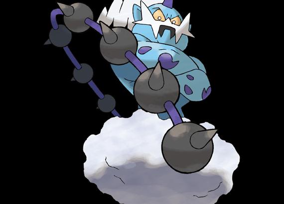【ポケモン剣盾】化身ボルトロスがダブルで復権!負けん気の物理型で運用