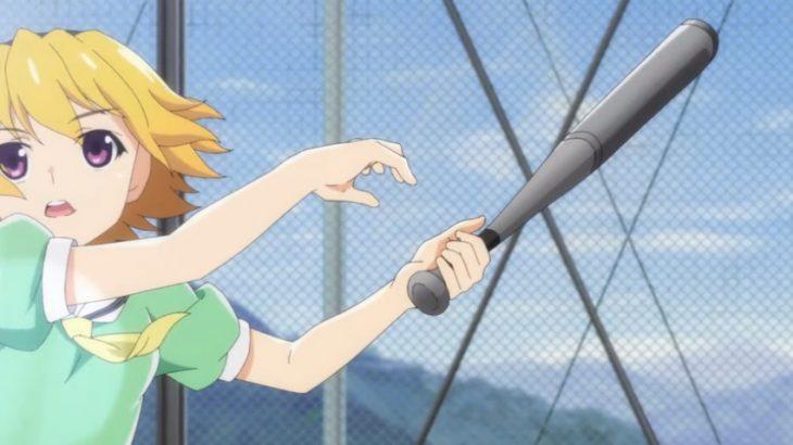 """【ひぐらしのなく頃に業】沙都子、""""圭一の交渉なし""""に甲子園ピッチャーにホームラン→やっぱりループしてる?"""