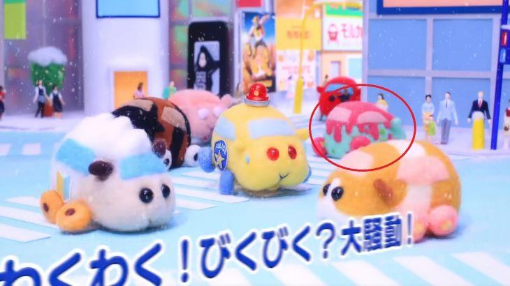 【予告】モルカー9話でもシロモちゃんはゾンビのまま!「comeback shiromo!!」