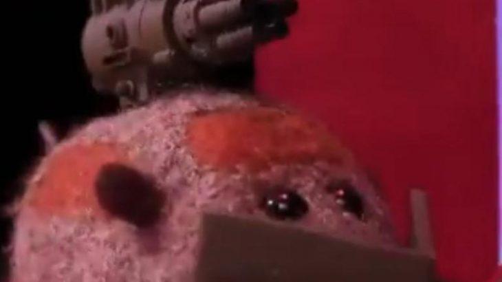 【モルカー6話】テディのガトリングガン、特定される!?現実にあるやつだったのかよ!!