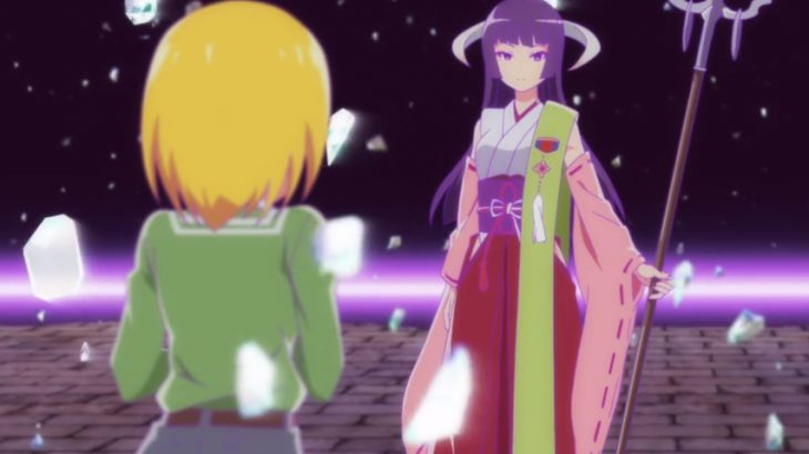 【21話】沙都子にループを与えたのはフェザリーヌ(羽入完全体)だった!巫女にしてひぐらしのなく頃に業を観測するのが目的?鷹野と勘違いしてる説も