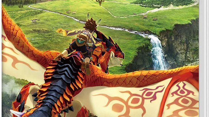 【神ゲー】モンハンストーリーズ2、初週売上13.7万本!前作は14万本